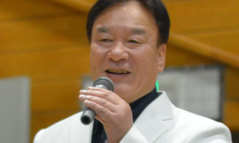 日本と世界を股にかけ、極真空手の宣教師として人生を送れたことに感謝